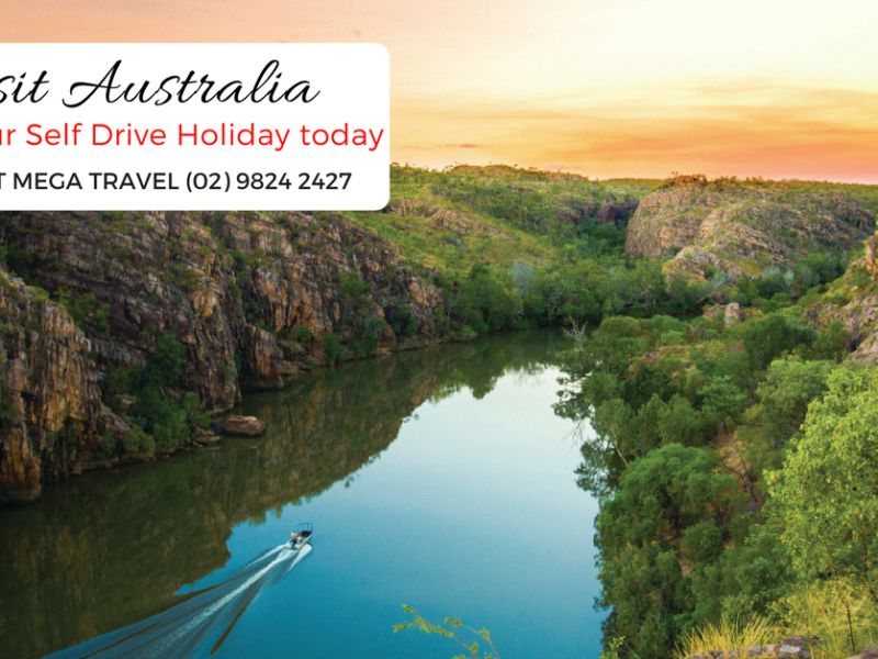 ULTIMATE ROAD TRIPS OF AUSTRALIA